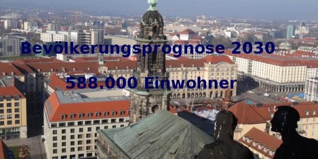 Einwohnerzahl In Dresden Steigt Bis 2030 Auf 588 000 Leipzig Wachst Schneller Menschen In Dresden