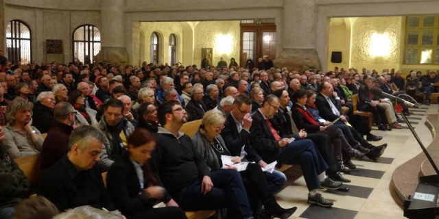 Kreuzkirche Dialog 1612