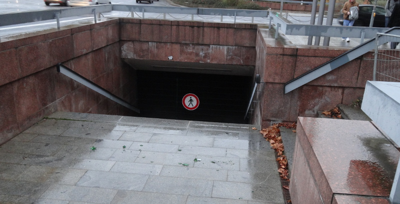 Neustädter Markt Tunnel