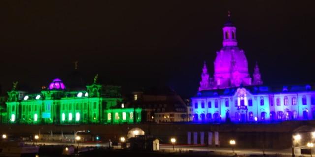 Buntes Dresden