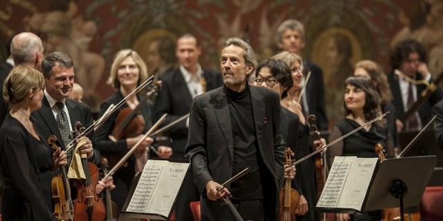 Das Festspielorchester hat sich vor fünf Jahren gegründet – mit Musikern aus verschiedenen Ländern, die gemeinsam bei den Musikfestspielen auftreten. Foto:  Oliver Killig