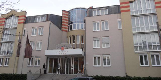 Hotel Prinz Eugen Laubegast