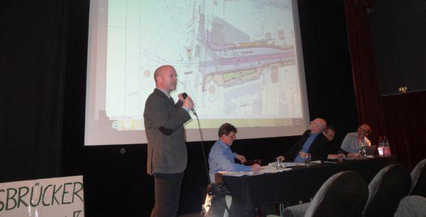 Königsbrücker Straße: Erste öffentliche Debatte zu Variantenvergleich