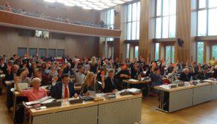 1205 Stadtrat Abstimmung