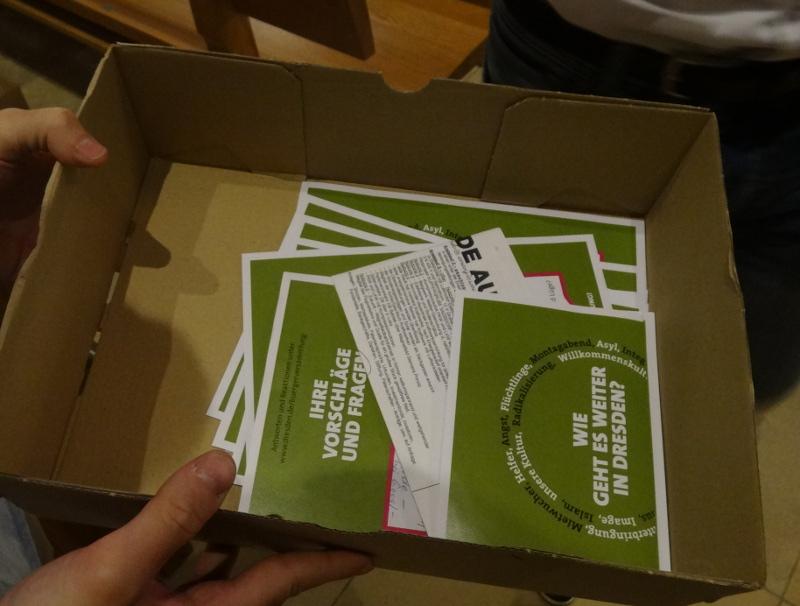 Bürgerversammlung 1005 karten
