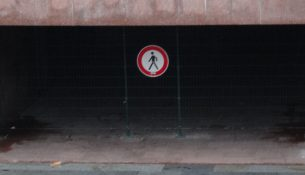 Neustädter Markt Tunnel 1705