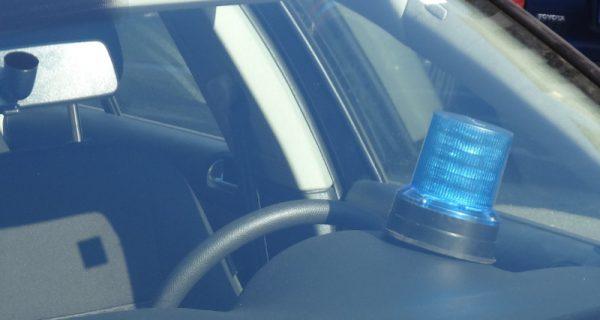 Polizei Blaulicht Zivil