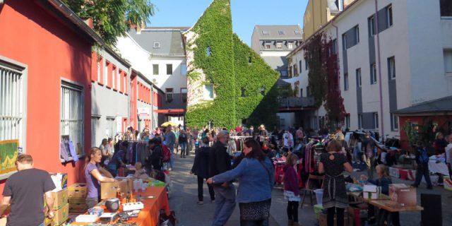 Troedelmarkt Neustadt Louisenhof