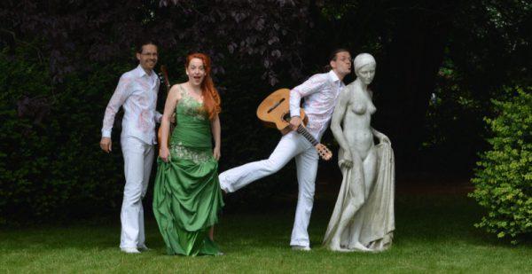 Drei Schlösser und 93 Konzerte – die 8. Dresdner Schlössernacht am 16. Juli