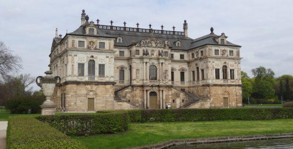 Großer Garten Palais Hochzeitsort