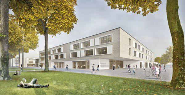 Gymnasium Gehestraße 1407