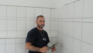 Mihaly Veres, Baugeschäft Geißler 2107