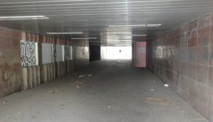 Tunnel Neustädter Markt Baustart 1507