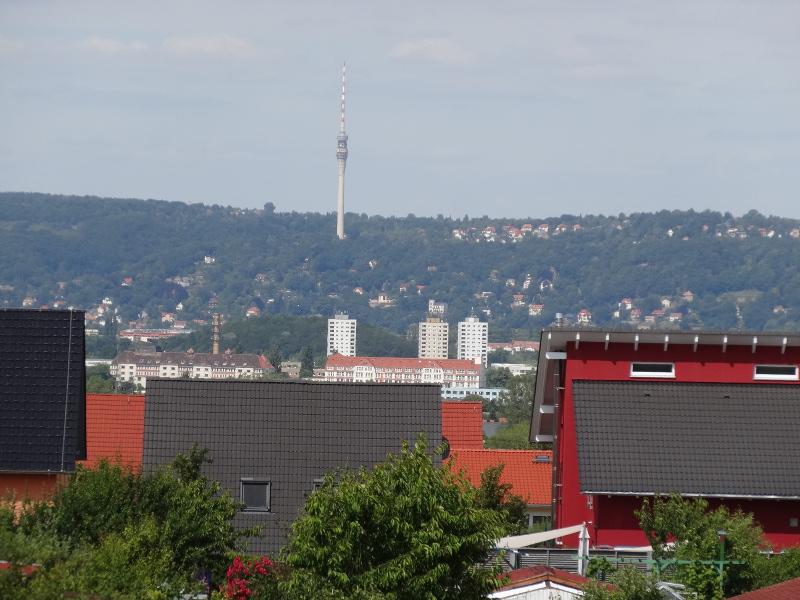 fernsehturm Prohlis Blick