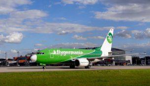 Ab 2017 bietet die Fluggesellschaft Germania Flüge von Dresden nach island an. Foto: Michael Weimer