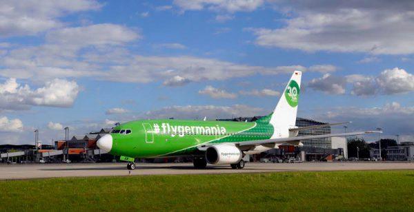 "Ab Dresden: Fluggesellschaft Germania fliegt ins ""Huh""-Land"