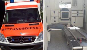 kobane rettungswagen