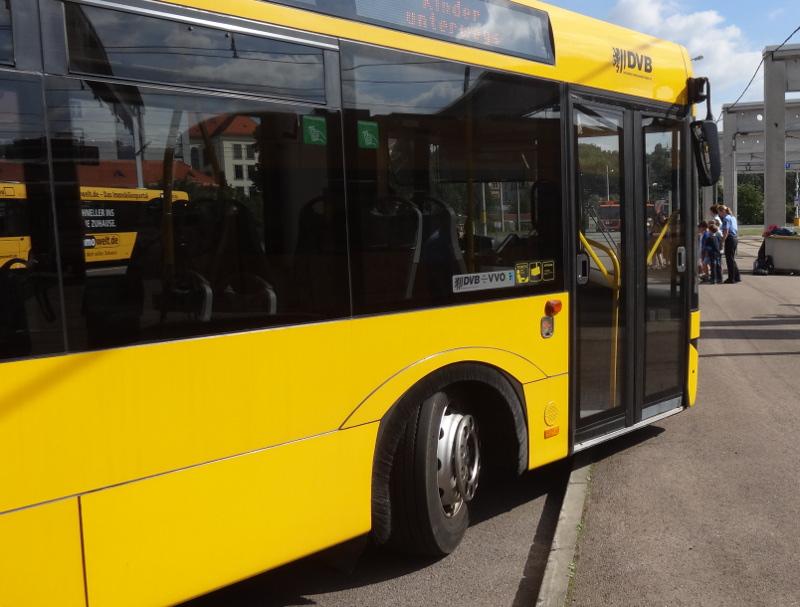 DVB Verkehrserziehung 2308 bus
