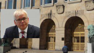 Vorjohann Rathaus goldene pforte