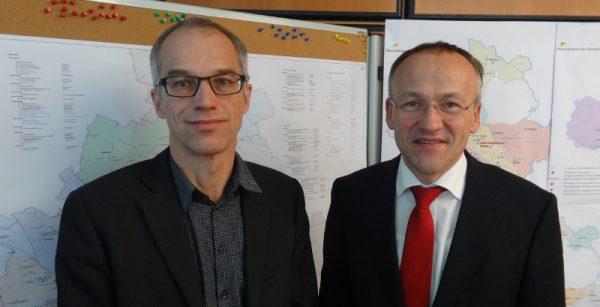 Schulnetzplanung: Berufliches Gymnasium und Berufsschulzentrum für Prohlis