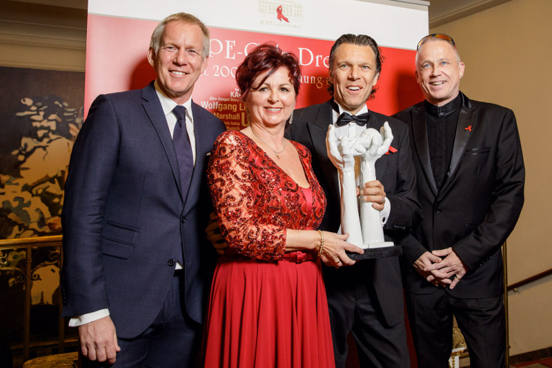 Hope Award Michael Schmidt