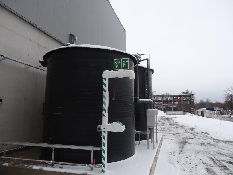 Klotzsche Biogasanlage 0301 dusche