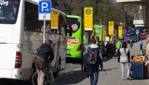 Fernbusbahnhof Bayrische Straße