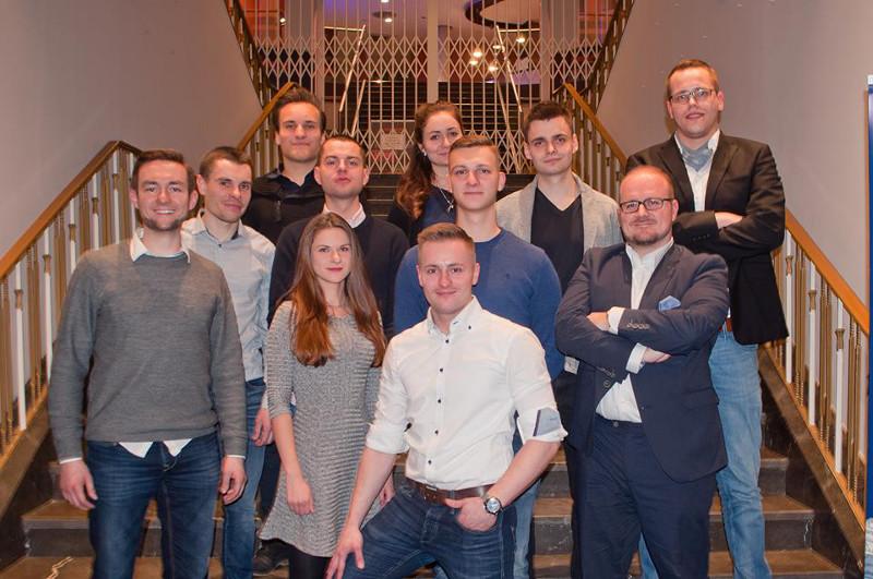 Junge Union Dresden Team