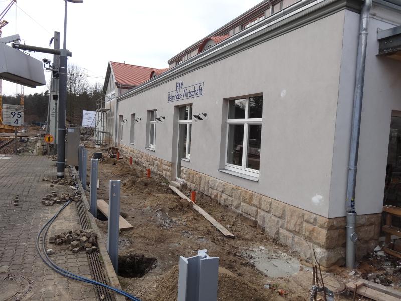 Biobahnhof Klotzsche 2503 terrasse