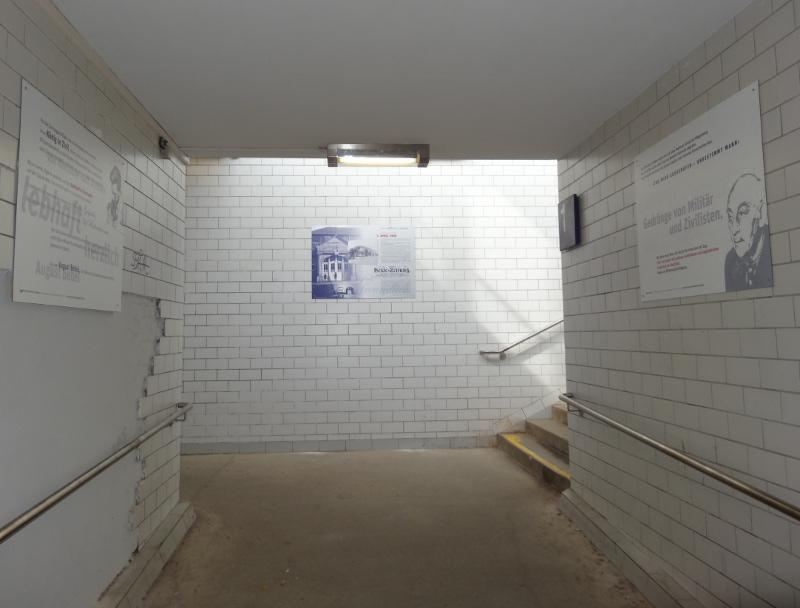 Biobahnhof Klotzsche 2503 tunnel