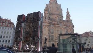 Monument Neumarkt Busse