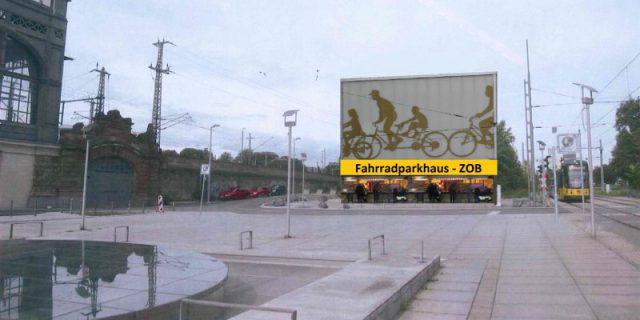 zob fahrradparkhaus