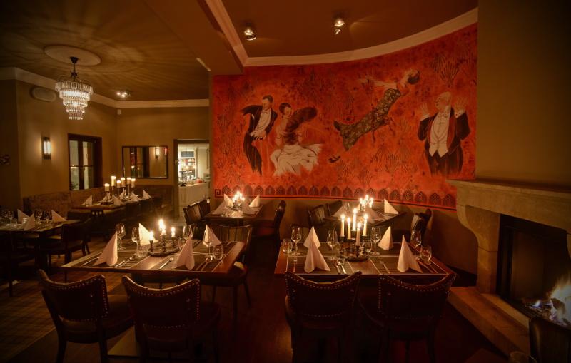 rosengarten restaurant