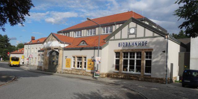 Klotzsche Biobahnhof 0609 denkmal