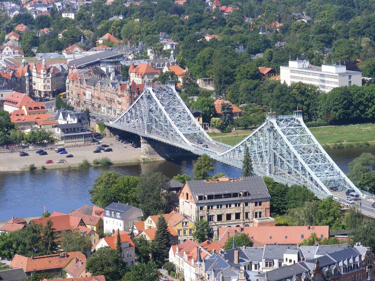 Dresden Blaues Wunder